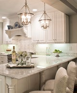 35 Kitchens with Concealed Hoods