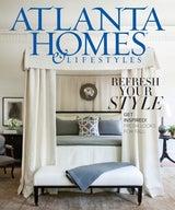 Bold and Bright-45th Annual Atlanta Symphony Associates' Decorators' Show House & Gardens-Cover Story