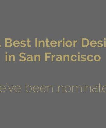 Vote Now – 15 Best Interior Designers in San Francisco