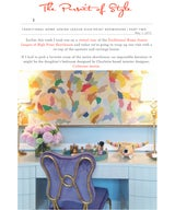 Traditional Home Junior League High Point Showhouse: Part 2