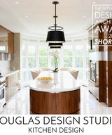 Finalist for International Design and Architecture Award for Kitchen Design
