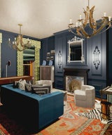Marks & Frantz Design a Trendy New Game Room at Holiday House NYC