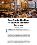 Case Study: The Floor Really Pulls the Room Together