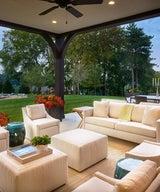 25 Outdoor Living Rooms
