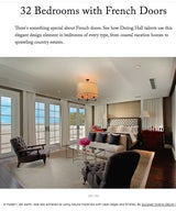 32 Bedrooms with French Doors