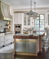 Harrison Design is an Atlanta Homes & Lifestyles 2020 Kitchen of the Year Winner