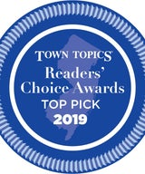 Town Topics Readers Choice Award