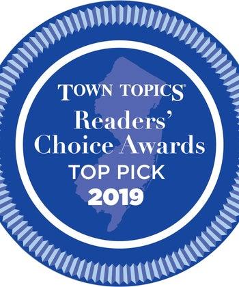 Town Topics Readers Choice Award