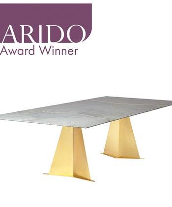Winner of Association of Registered Interior Designers of Ontario (ARIDO) Award of Merit for Furniture Design