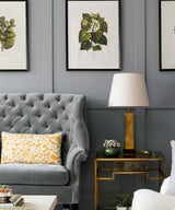 How to Style a Chic Living Area