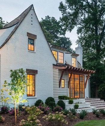 Houzz Tour: A Storybook House for the Neighborhood