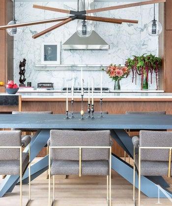 Interior Designer Bennett Leifer Creates a Refined Oasis Above the High Line