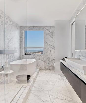 Glen Park Residence wins CH&D Best Bathroom of the Year