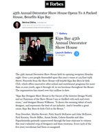 """45th Annual Decorator Show House Opens To a Packed House, Benefits Kips Bay"""