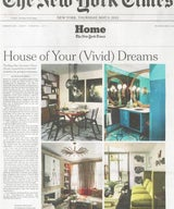 House of your (vivid) dreams
