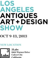 LA Antiques Art + Design Show at its new location