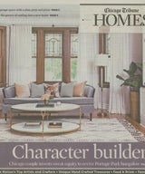 The Chicago Tribune Home Section