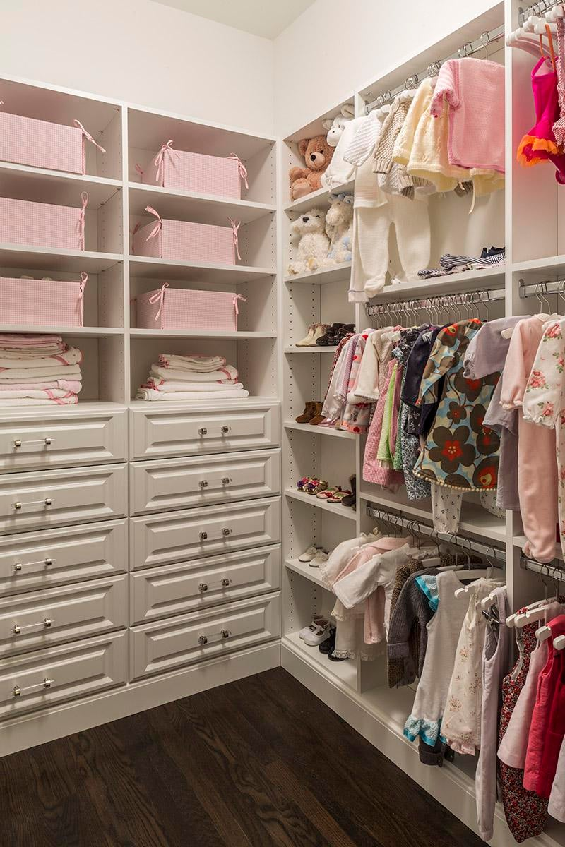 A Childu0027s Closet Has A Place For Everything Marks U0026 Frantz Design Are Known  For Being