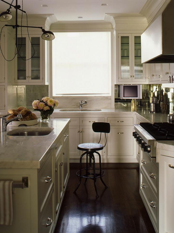 Kitchen Contemporary Transitional By Steven Gambrel