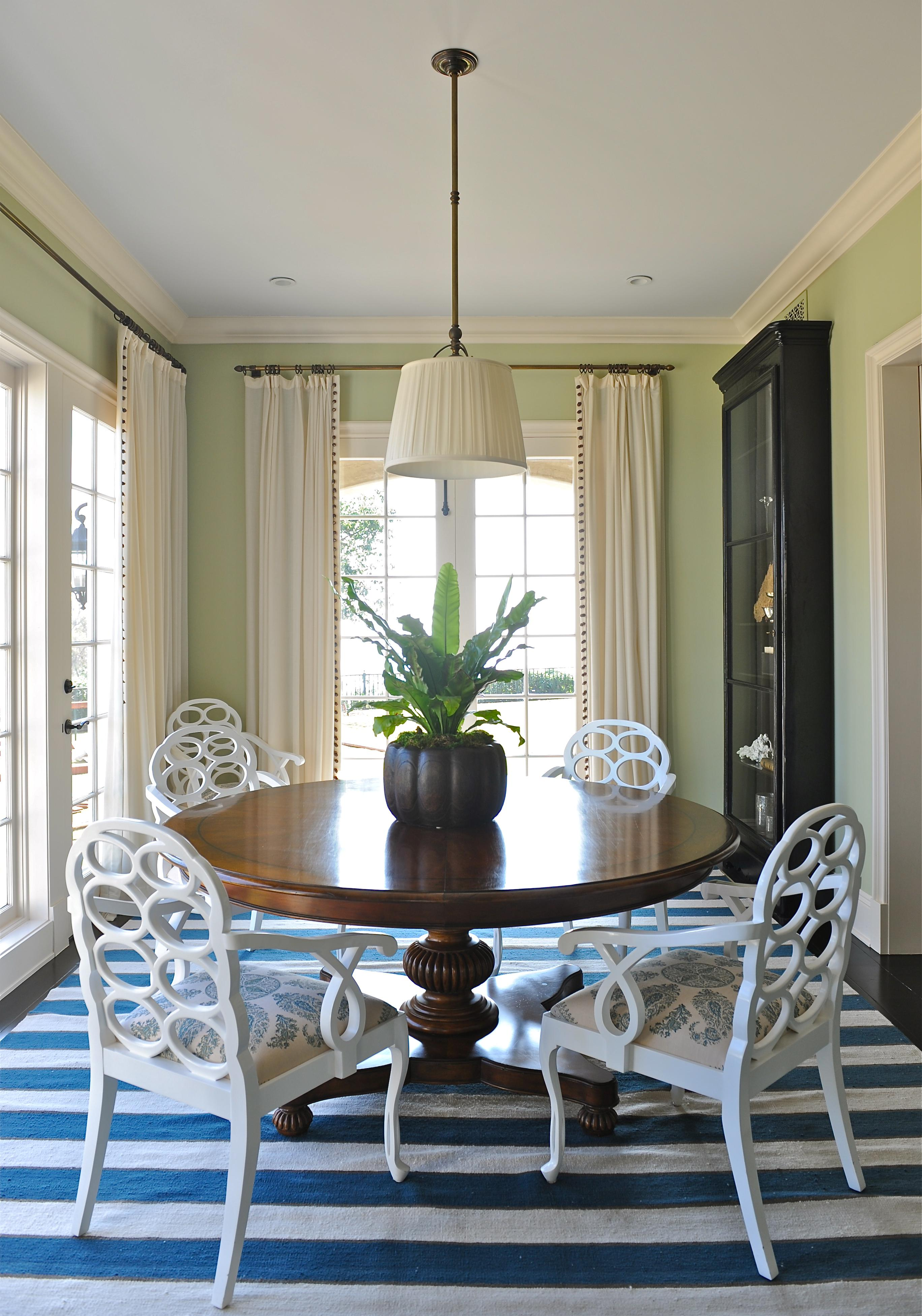 World Travellers Abode Breakfast Room Eclectic Coastal Transitional By  Katie Leede U0026 Company