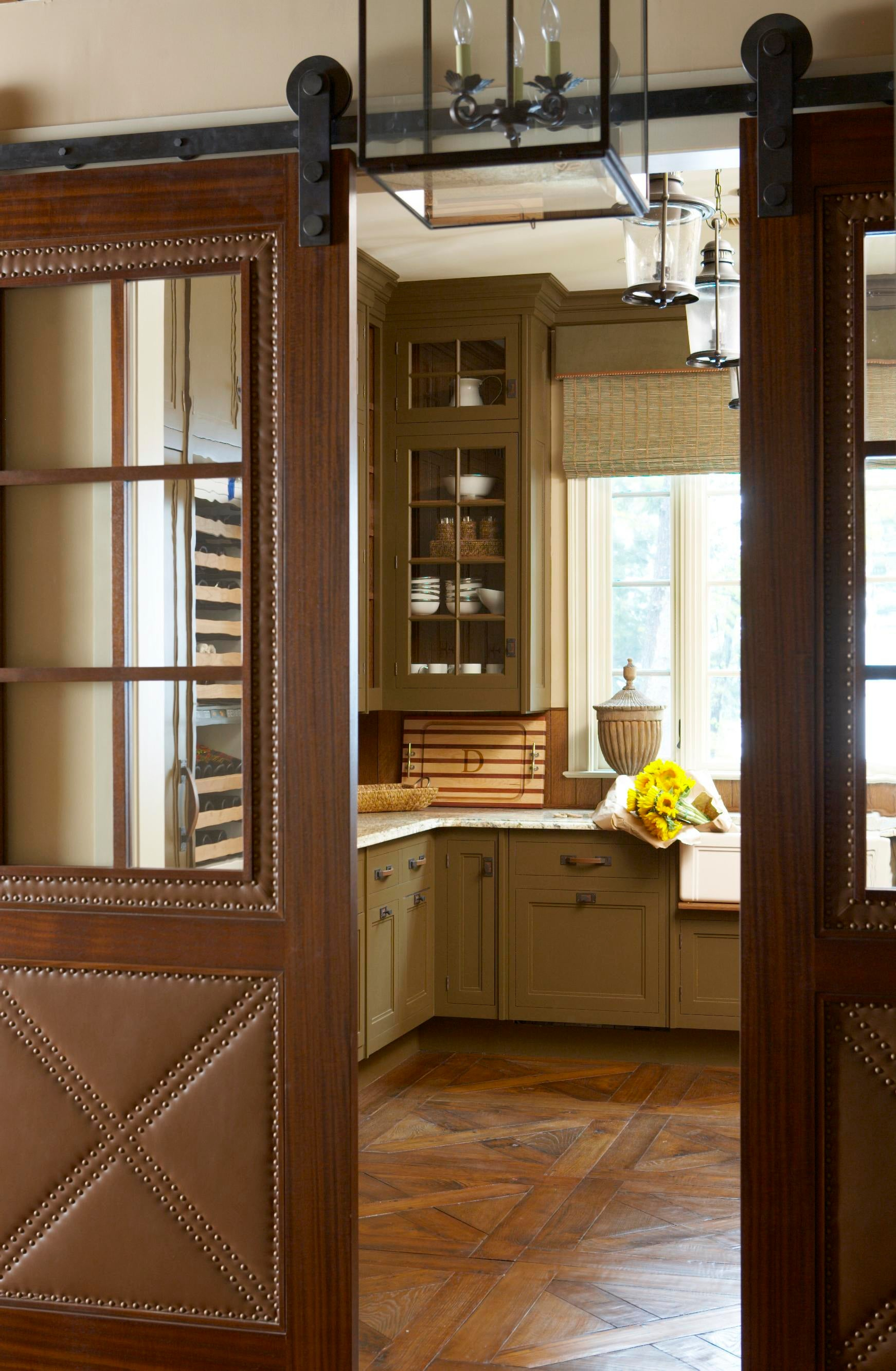 Lake House Kitchen Kitchen Contemporary TraditionalNeoclassical  Transitional By Rinfret Limited Interior Design U0026 Decoration LLC