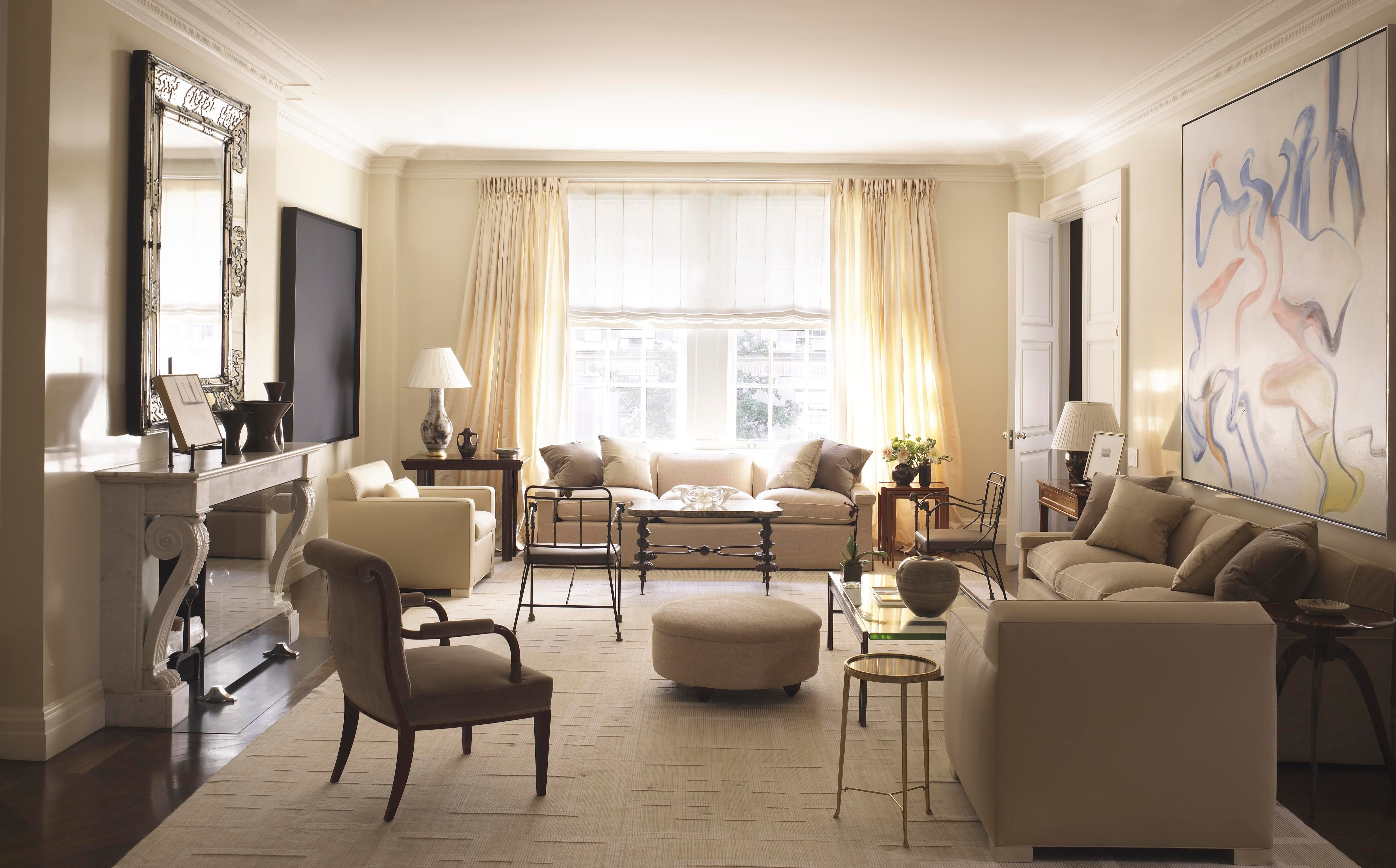 French Flair in New York by David Kleinberg Design Associates