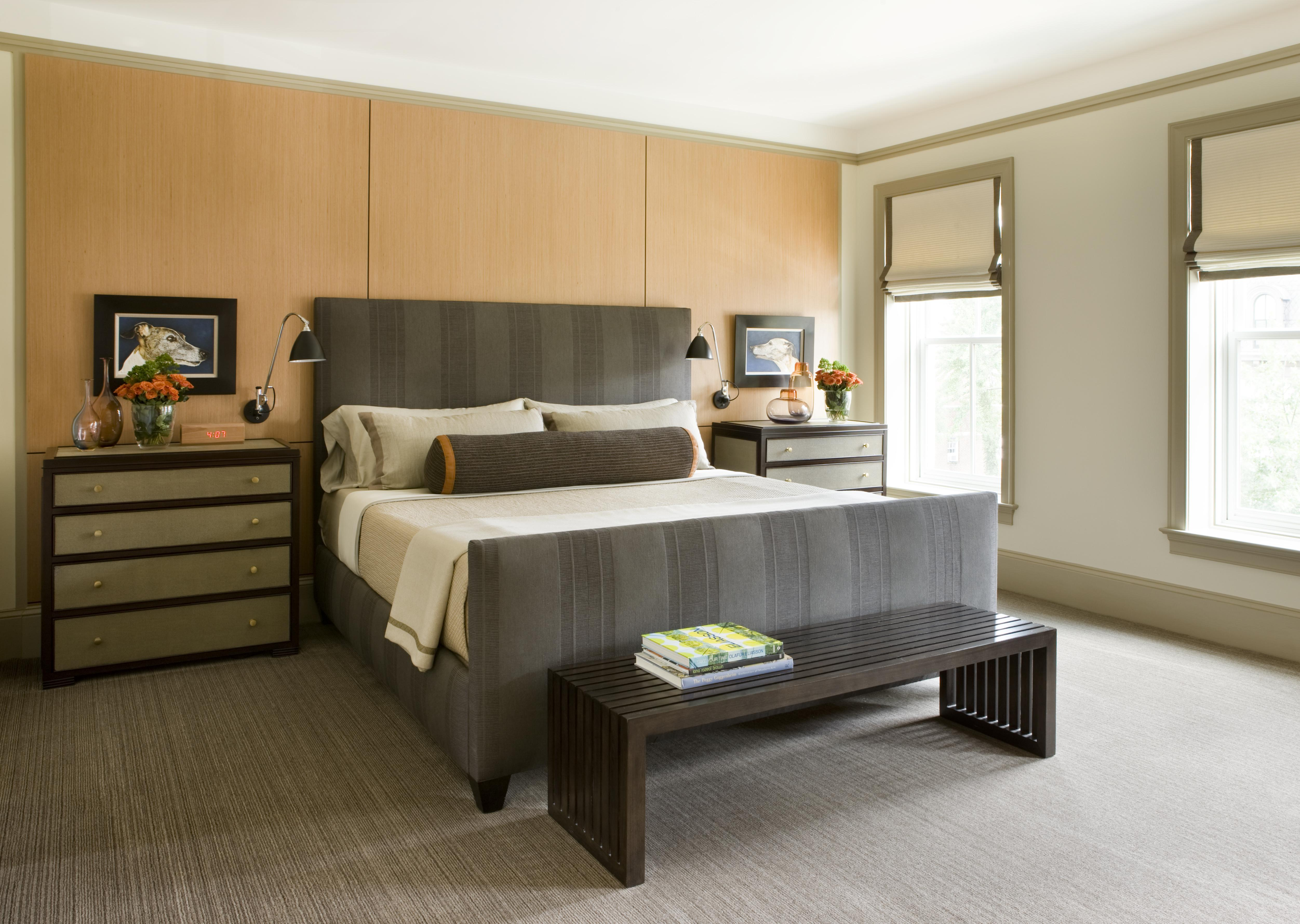 Delicieux Master Bedroom In A Logan Circle Rowhouse. J.D. Ireland Interior  Architecture U0026 Design