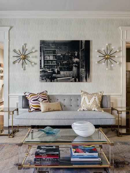 Living Room Living Contemporary By Charlotte Lucas Interior Design