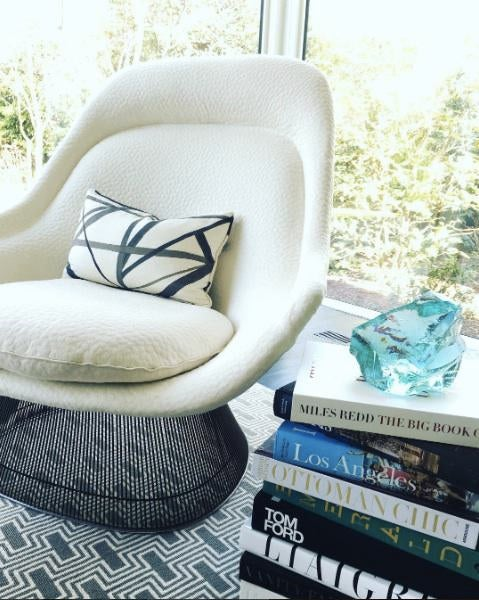 When Coffee Table Books Are Better Than Side Tables Design Detail  MidCenturyModern By Charlotte Lucas Interior