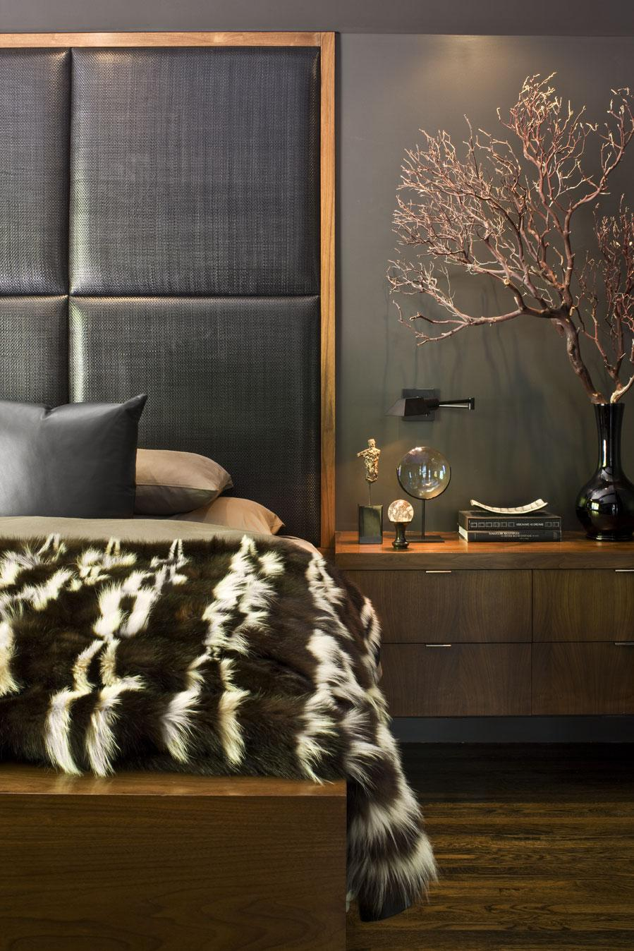 BEVERLY HILLS, CA Bedroom Contemporary Eclectic By Jeff Andrews Design