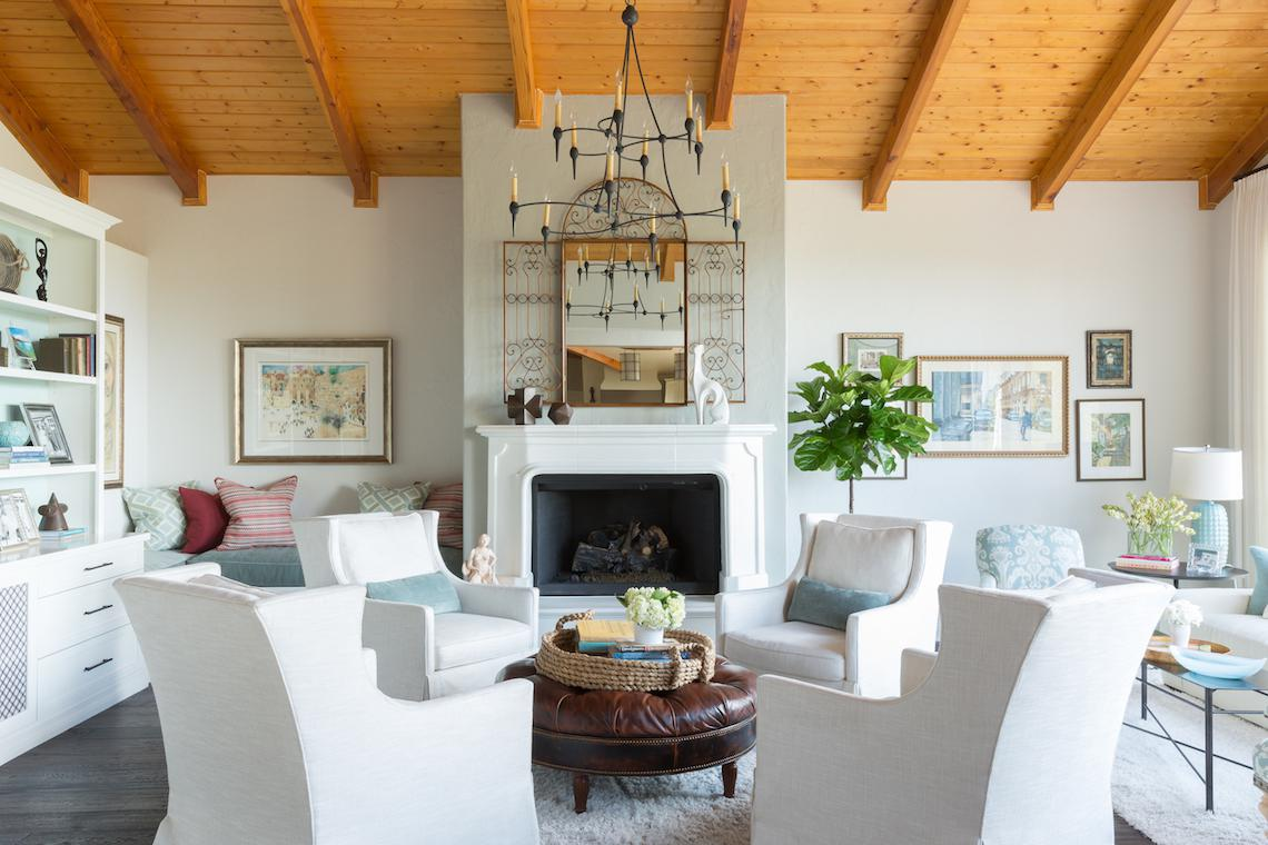 Formal Living Room   Spanish Style Home