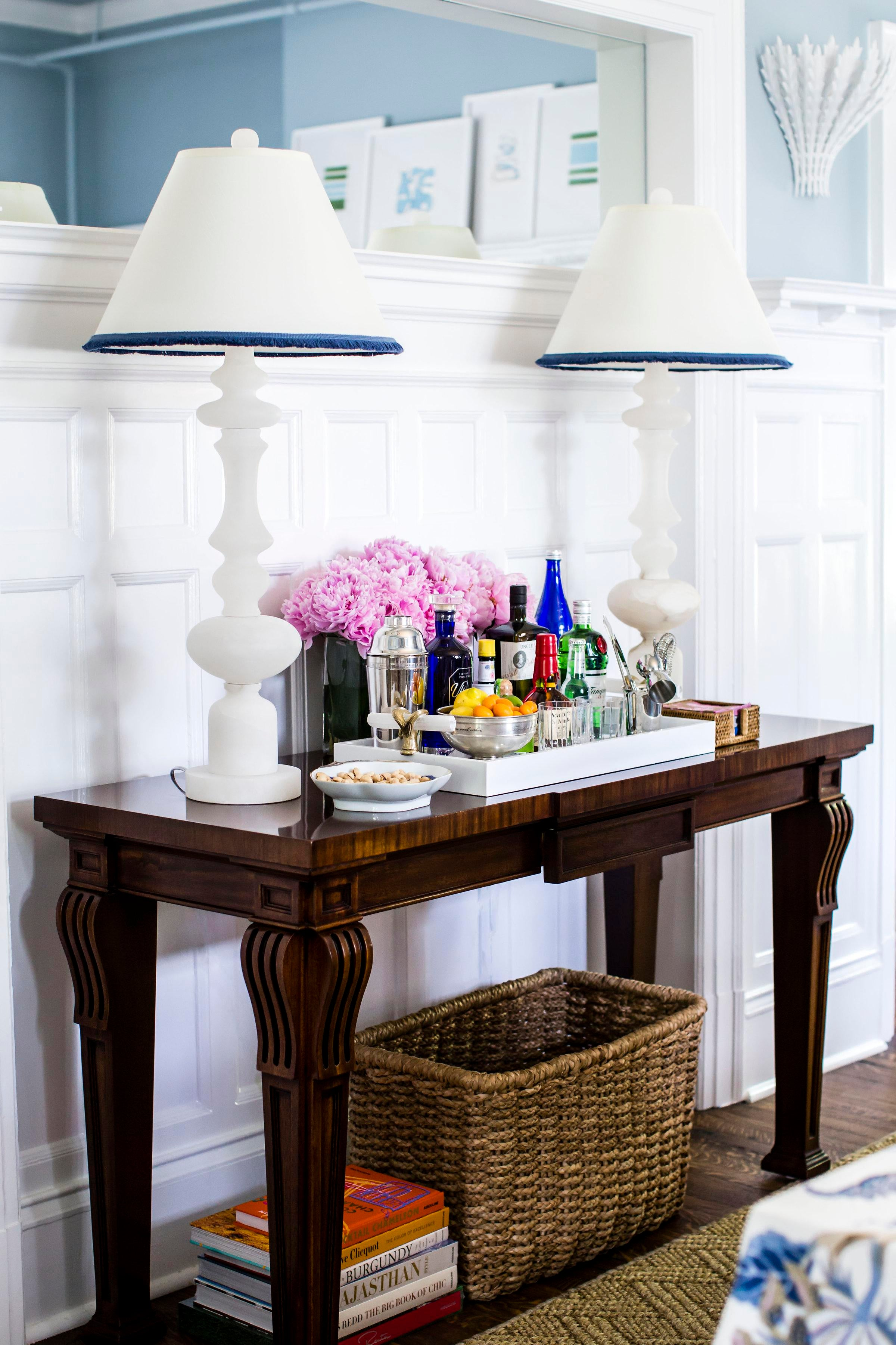 2018 Pittsburgh Designer Showhouse Dining Room Bar Dining Bar Design Detail  Traditional By LSM Interior Design