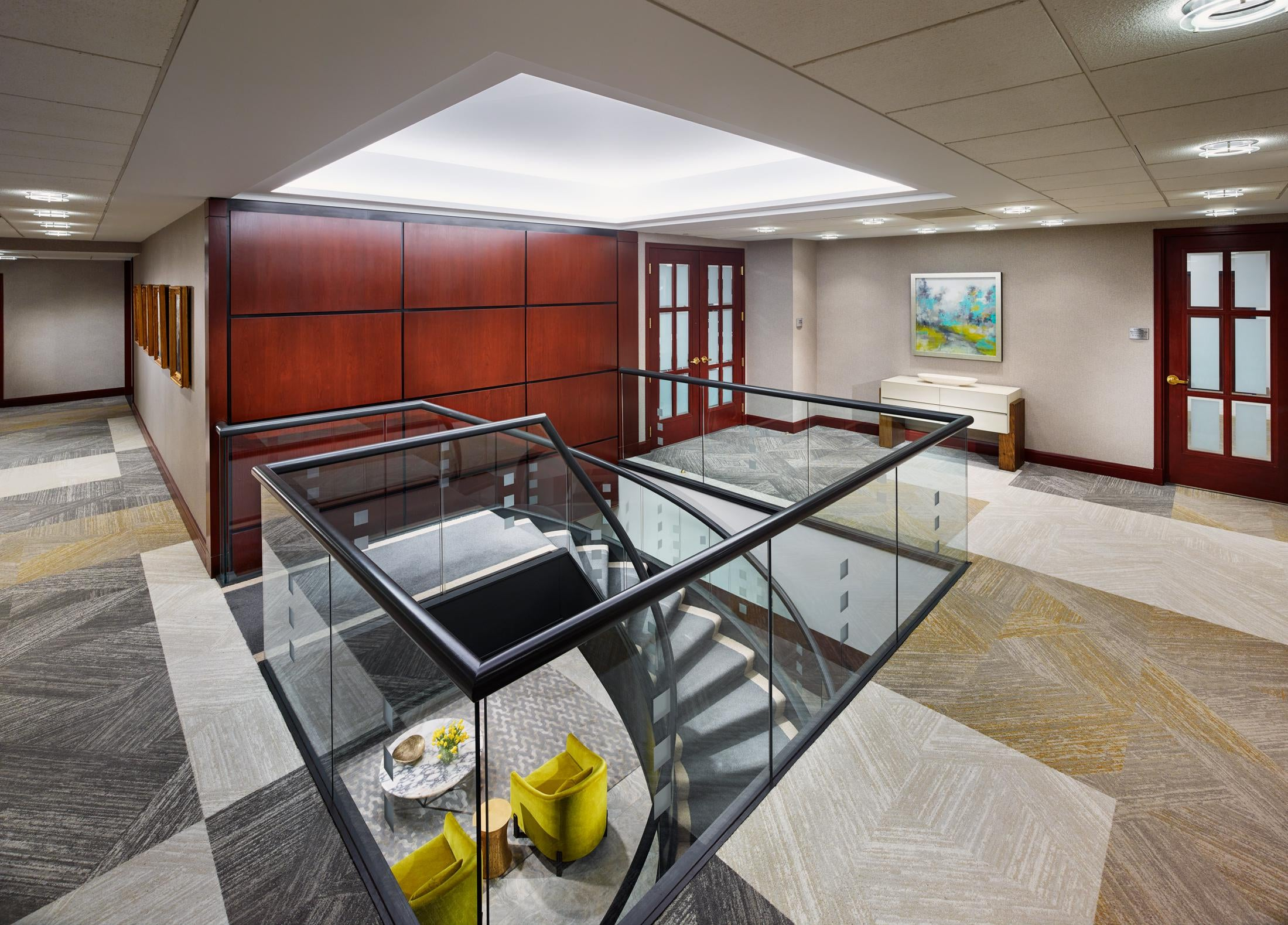 Pittsburgh Law Offices. LSM Interior Design