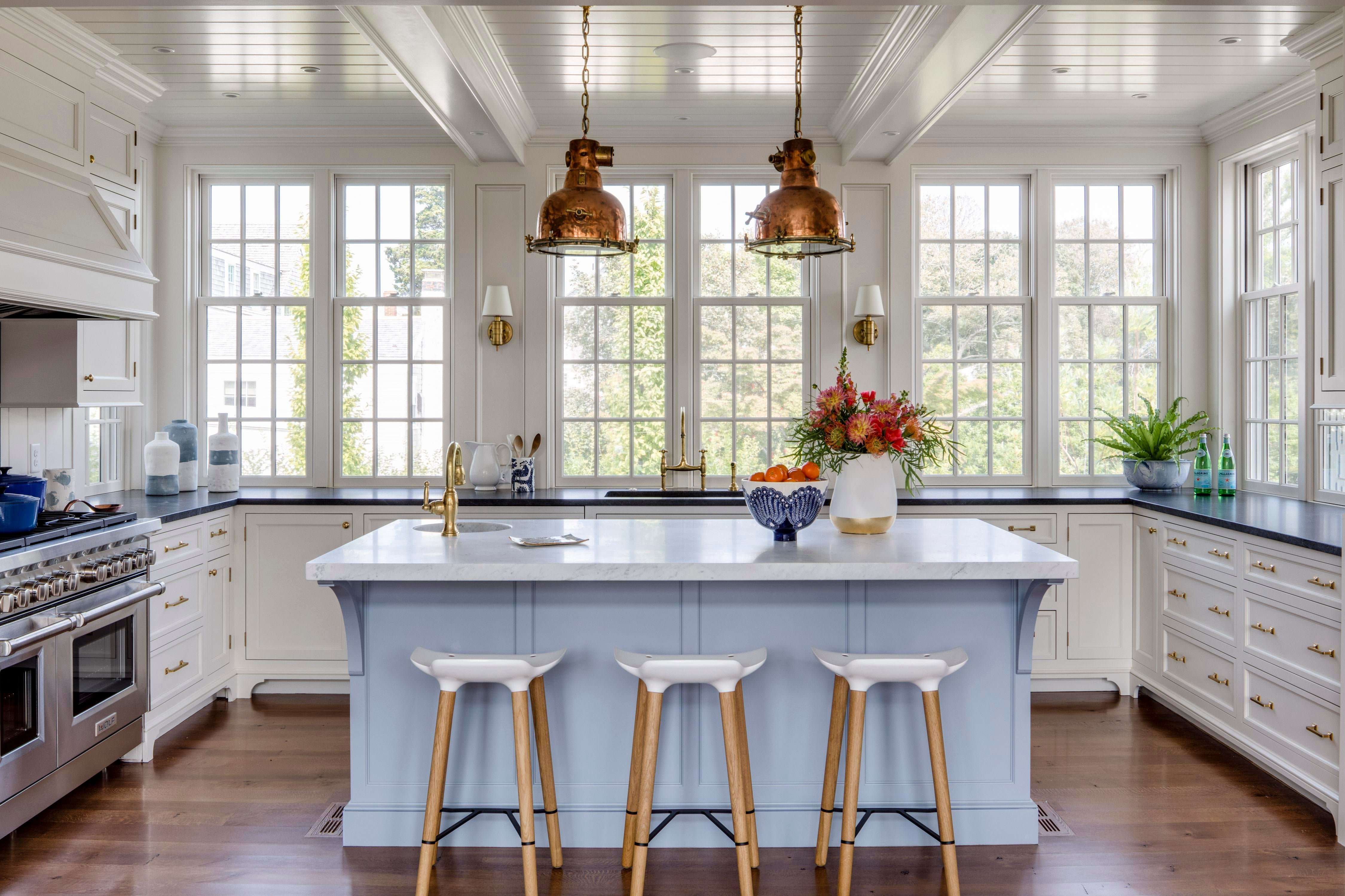 Coastal Cape Cod Kitchens