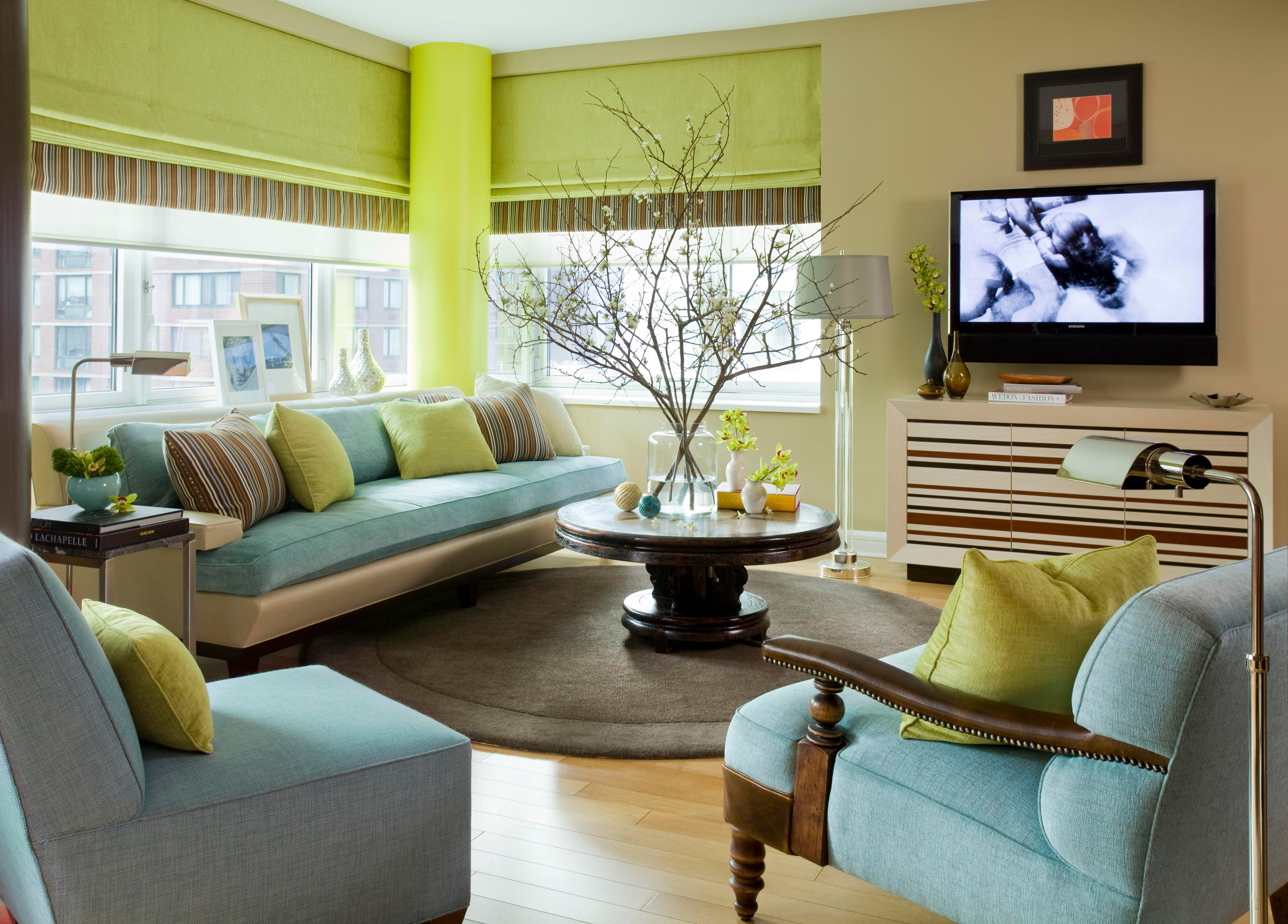 With 45 Dering Inspiration Colorful Seating Living Rooms u3lJcKTF1