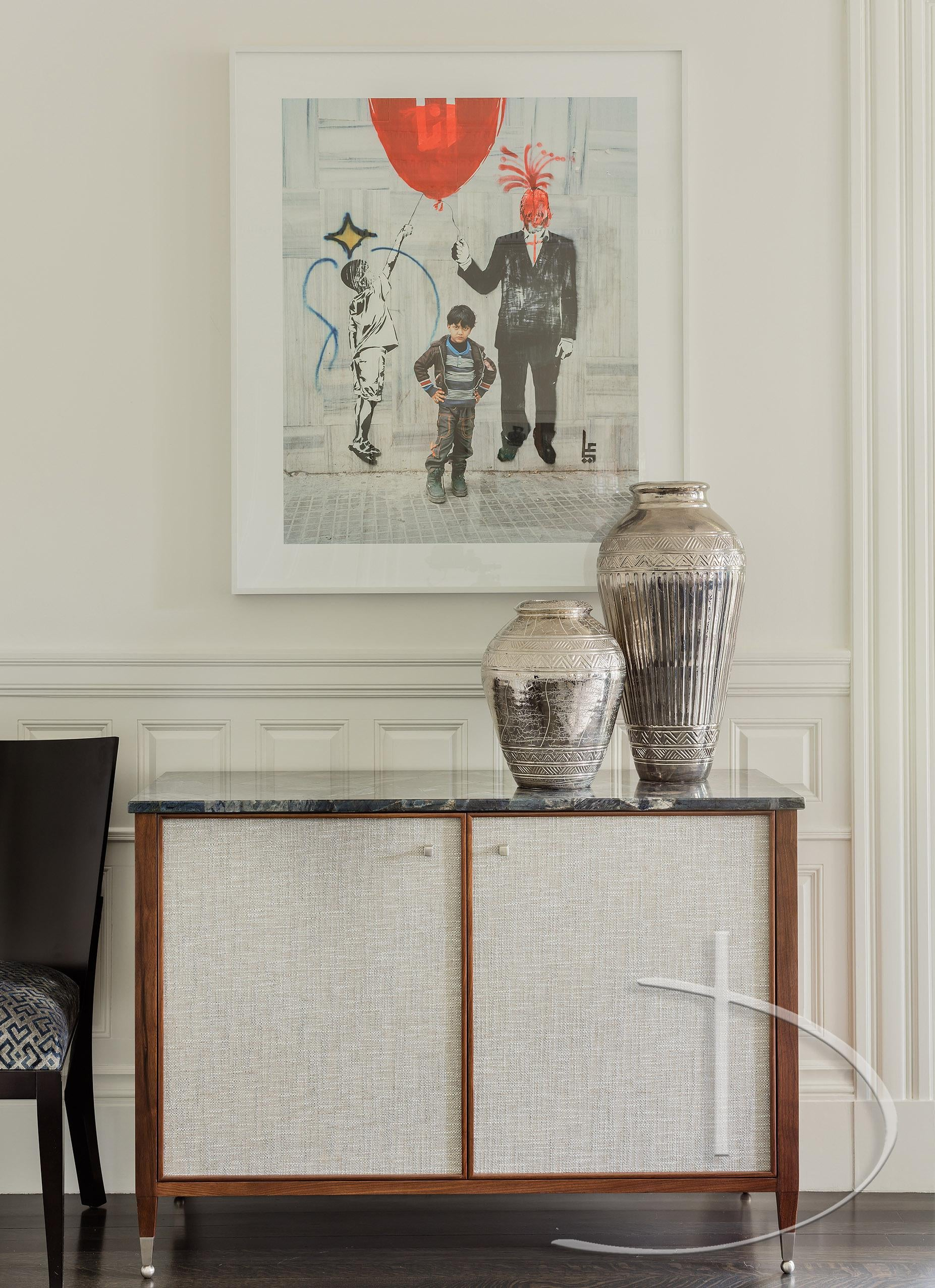 Bold Luxury Boston, MA Dining Transitional By Daher Interior Design
