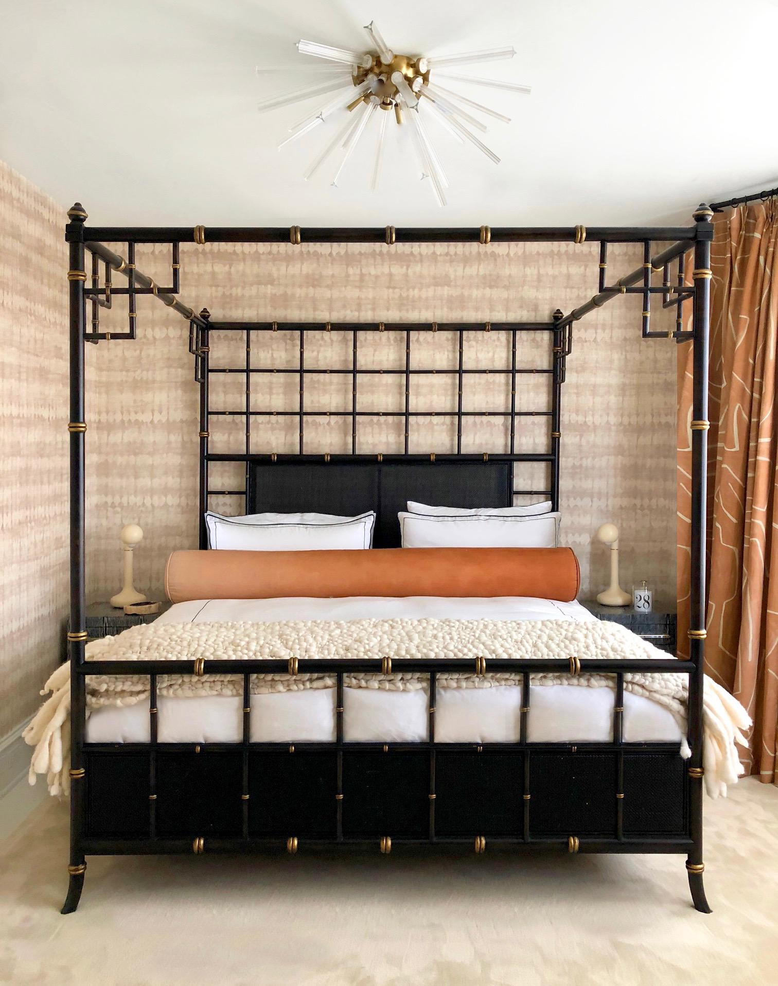 Deal, NJ Victorian Summer Home Bedroom Contemporary By Cara Woodhouse  Interiors LLC