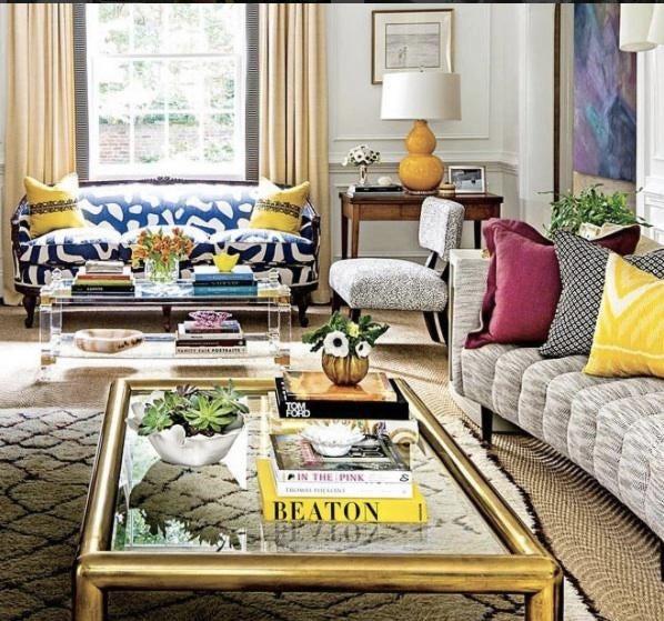 Living Contemporary By Charlotte Lucas Interior Design