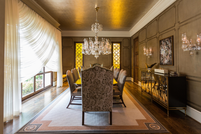 On da house dining design