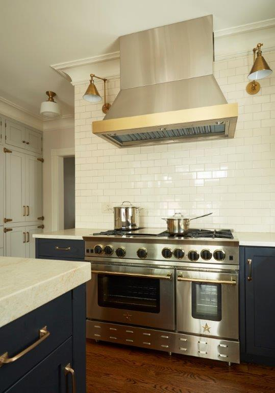 Mohawk Chicago Residence Kitchen Transitional By KitchenLab Design Rebekah  Zaveloff Interiors
