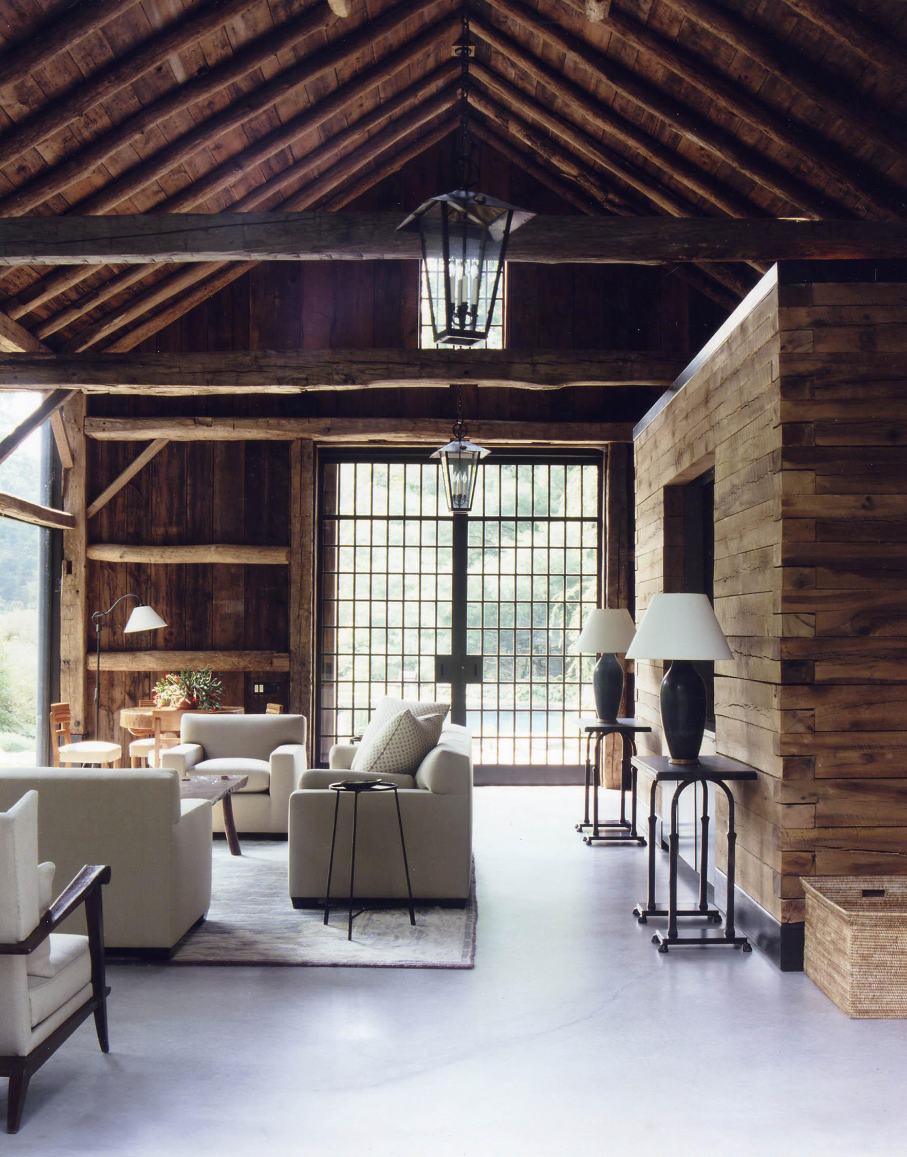 Connecticut Country House by David Kleinberg Design Associates
