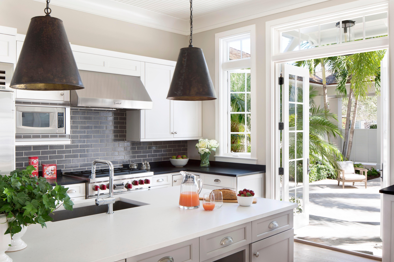Beautiful Modern Florida Kitchen   Vero Beach, FL. Greer Interior Design