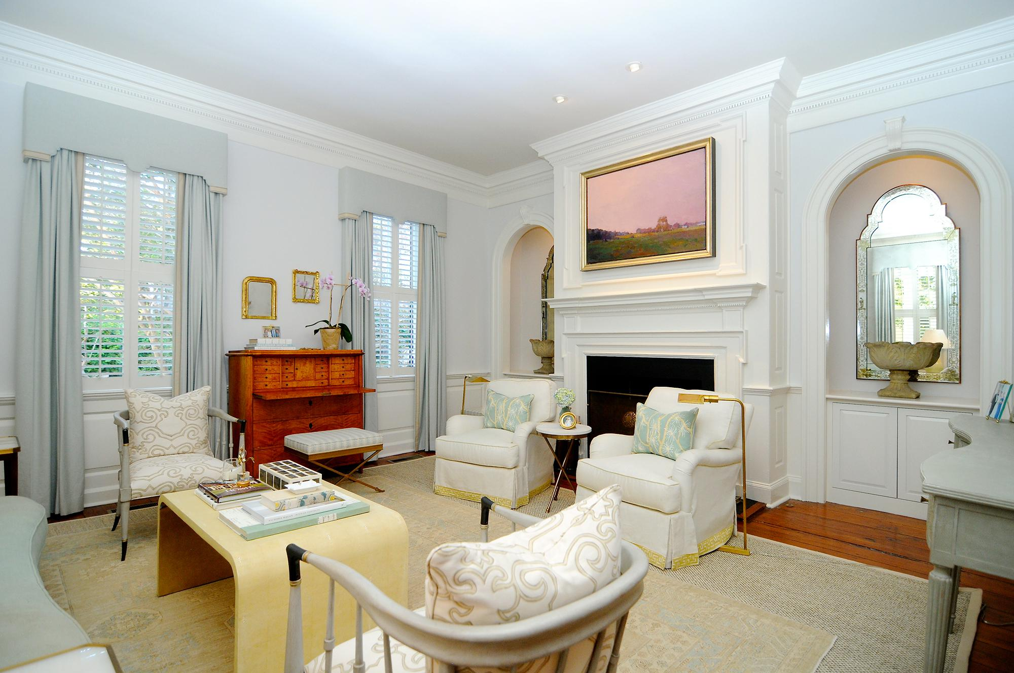 Charleston Living Room. Charlotte Lucas Interior Design & Charleston Living Room by Charlotte Lucas Interior Design - Lookbook ...