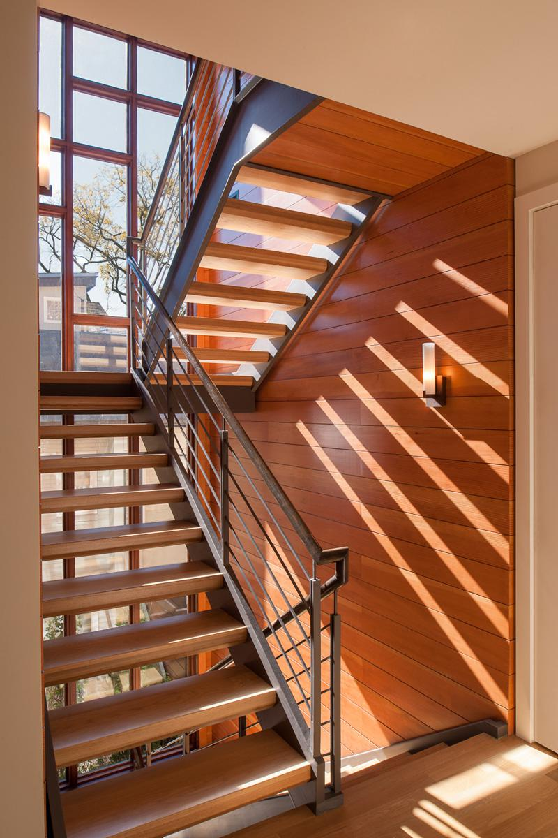 Modern Stair Tower