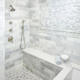 Lincoln Park Master Bathroom