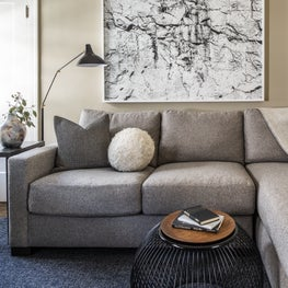 Office Lounge- Cambridge Drive Residence