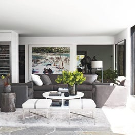Living Room - Malibu Shore