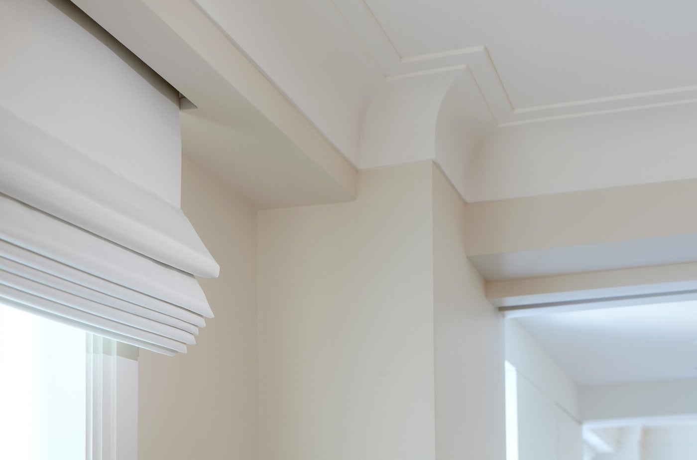 Madison Avenue Residence Custom Moulding Detail