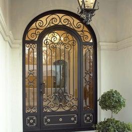 Guest House Entry Door