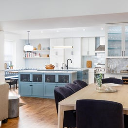 Loft Kitchen, Chelsea